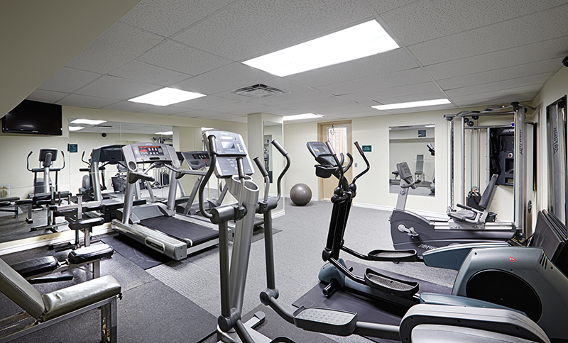 Extreme fitness is a ubiquitous fitness club chain in the toronto area